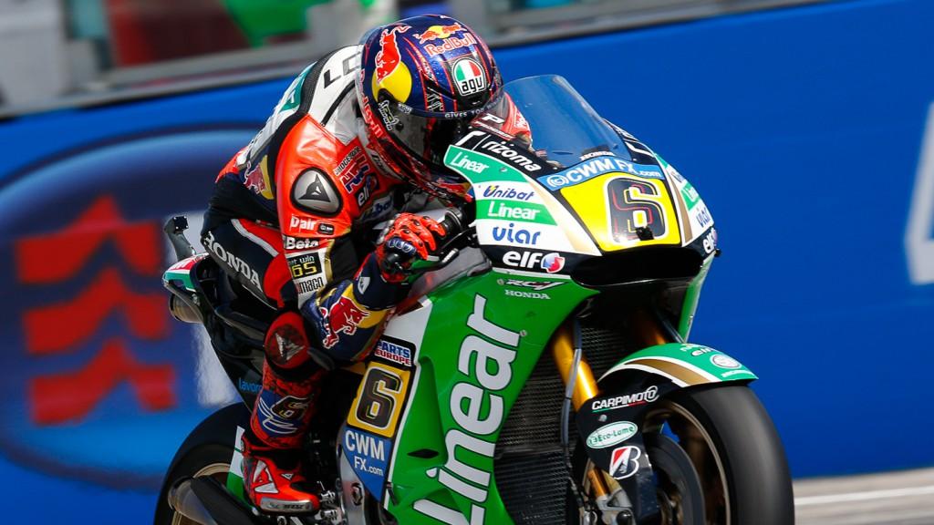 Stefan Bradl, LCR Honda MotoGP, RSM RACE
