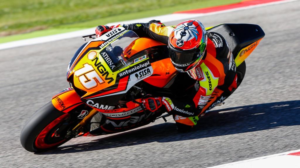 Alex De Angelis,  NGM Forward Racing, RSM RACE