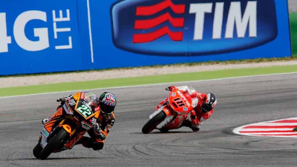Sam Lowes, Nicolas Terol, Mapfre Aspar Team Moto2, Speed Up, RSM RACE