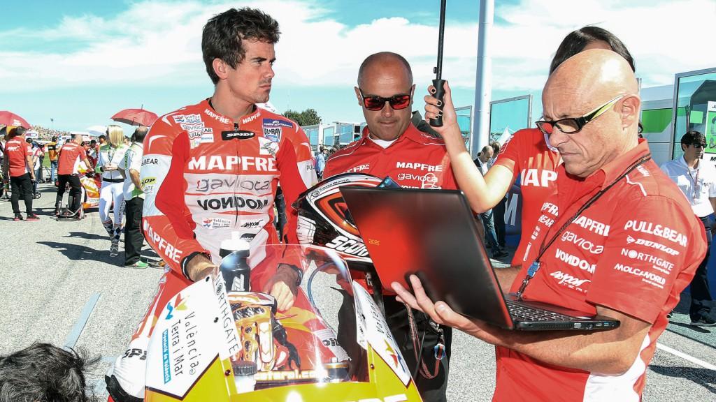 Nicolas Terol, Mapfre Aspar Team Moto2, RSM RACE