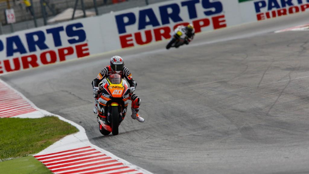 Florian Marino, NGM Forward Racing, RSM RACE
