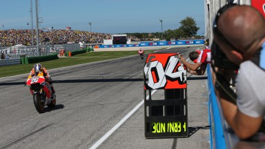 Dani Pedrosa, Repsol Honda Team, RSM RACE