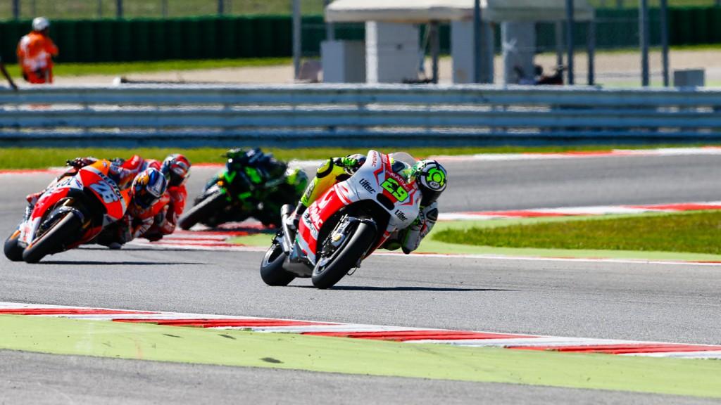 Andrea Iannone, Pramac Racing, RSM RACE