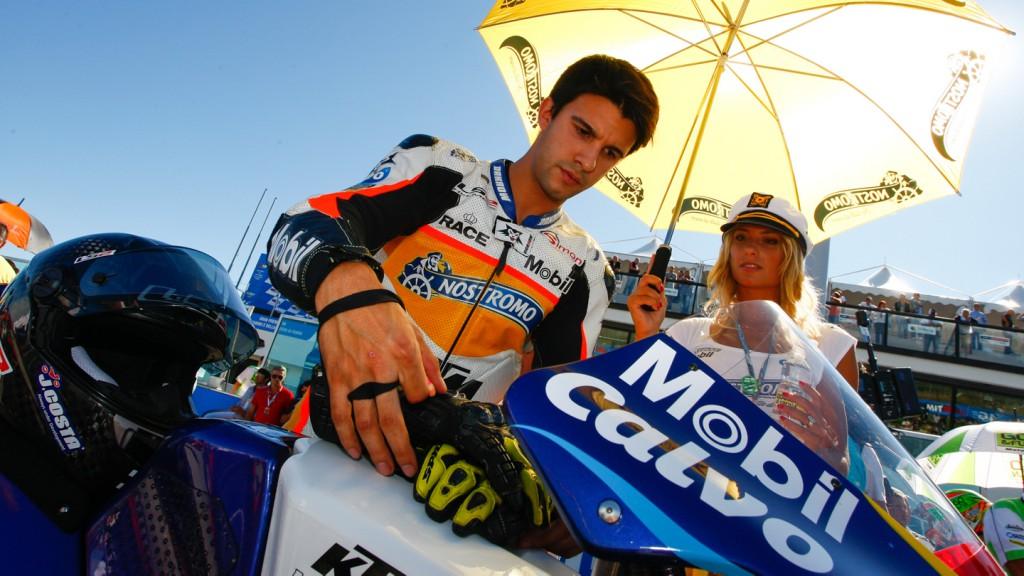 Isaac Viñales, Calvo Team, RSM RACE