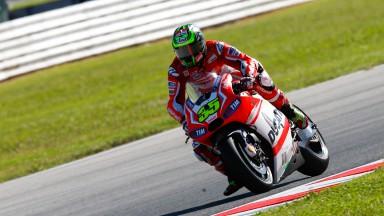 Cal Crutchlow, Ducati Team, RSM RACE
