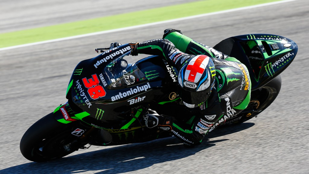 Bradley Smith, Monster Yamaha Tech 3, RSM WUP
