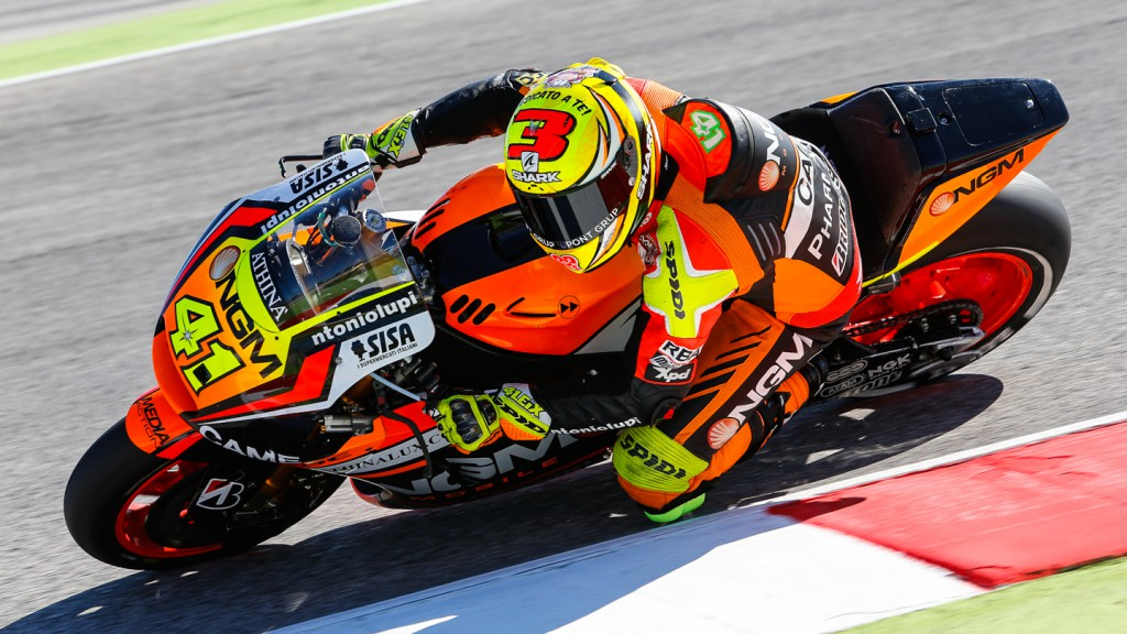 Aleix Espargaro, NGM Forward Racing, RSM RACE