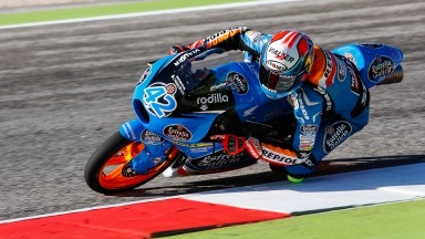 Alex Rins, Estrella Galicia 0,0, RSM RACE
