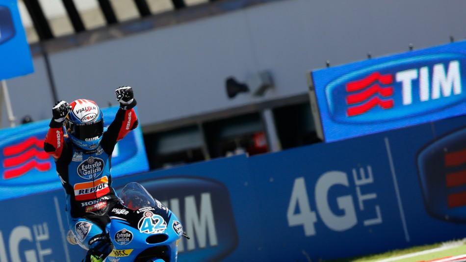 motogp.com · Alex Rins, Estrella Galicia 0,0, RSM RACE