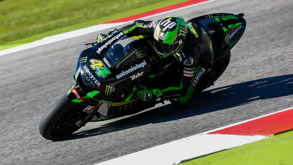 Pol Espargaro, Monster Yamaha Tech 3, RSM WUP