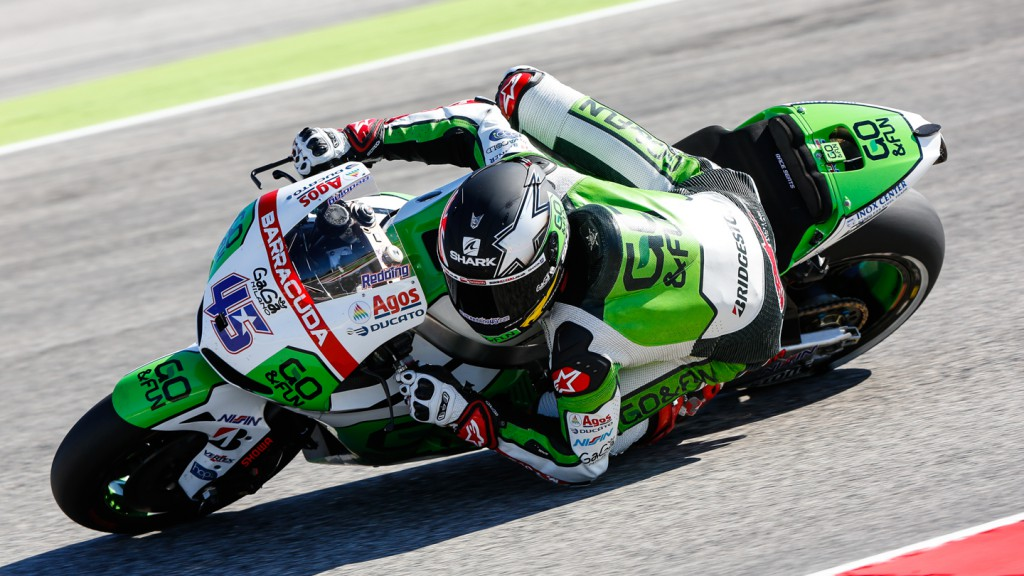 Scott Redding, GO&FUN Honda Gresini, RSM RACE