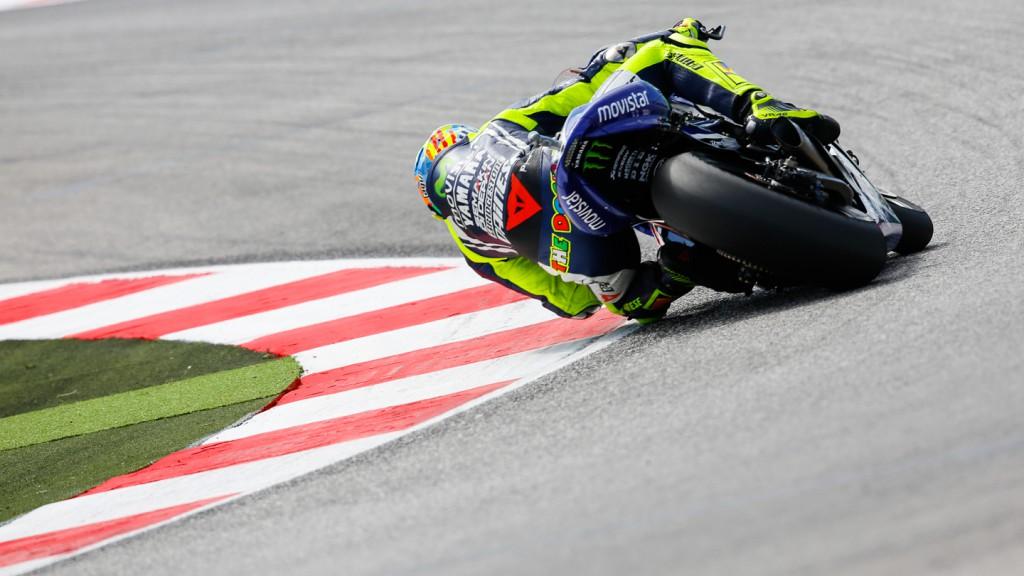 Valentino Rossi, Movistar Yamaha MotoGP, RSM WUP