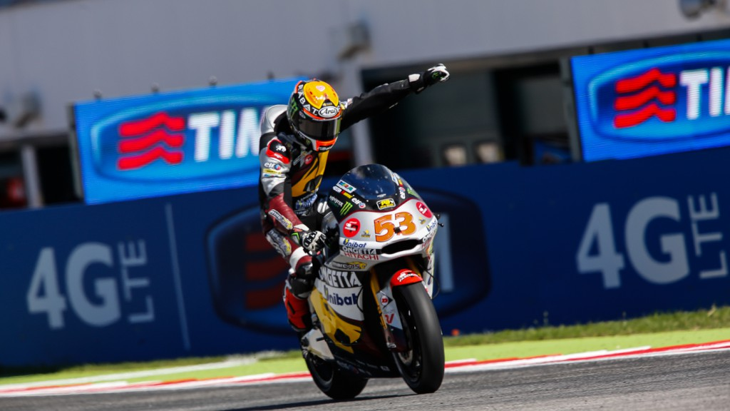 Esteve Rabat, Marc VDS Racing Team, RSM RACE