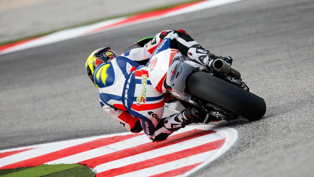 Lorenzo Baldassarri, Gresini Moto2, RSM WUP