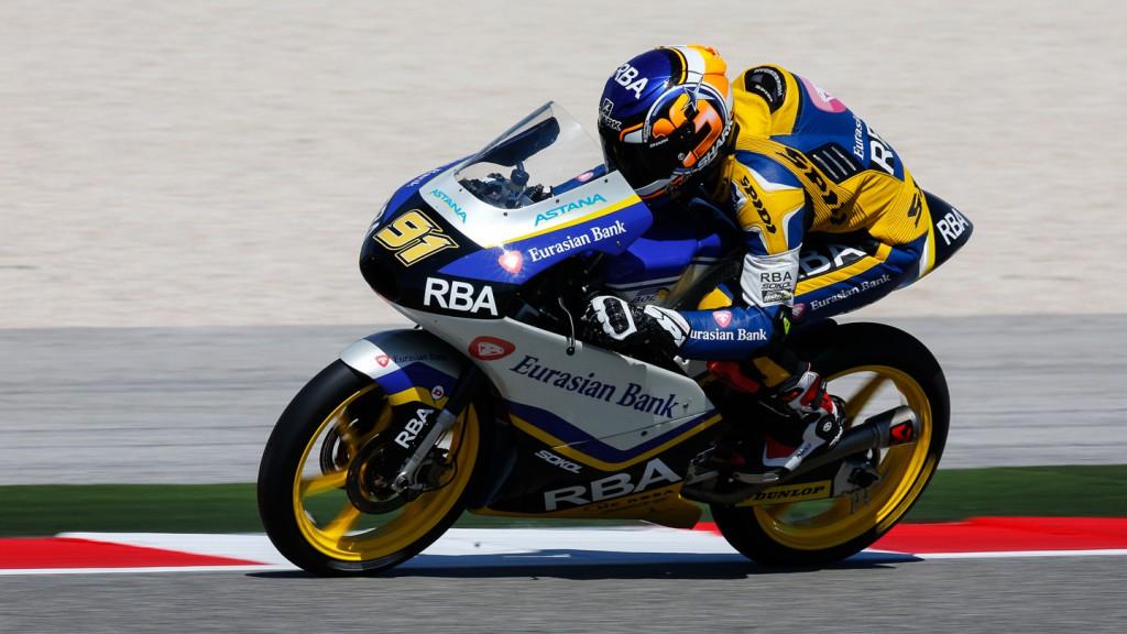 Gabriel Rodrigo, Boe41 Team, RSM RACE