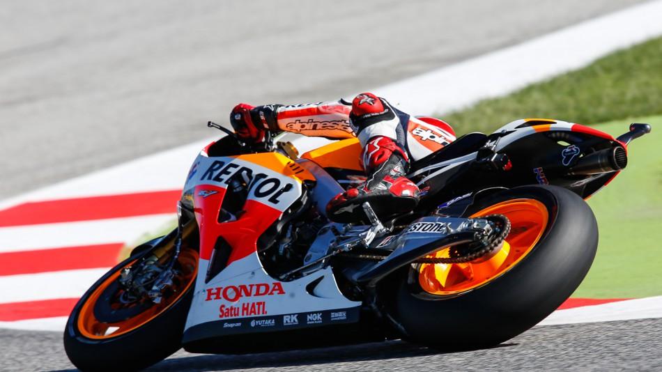 motogp.com · Marc Marquez, Repsol Honda Team, RSM RACE
