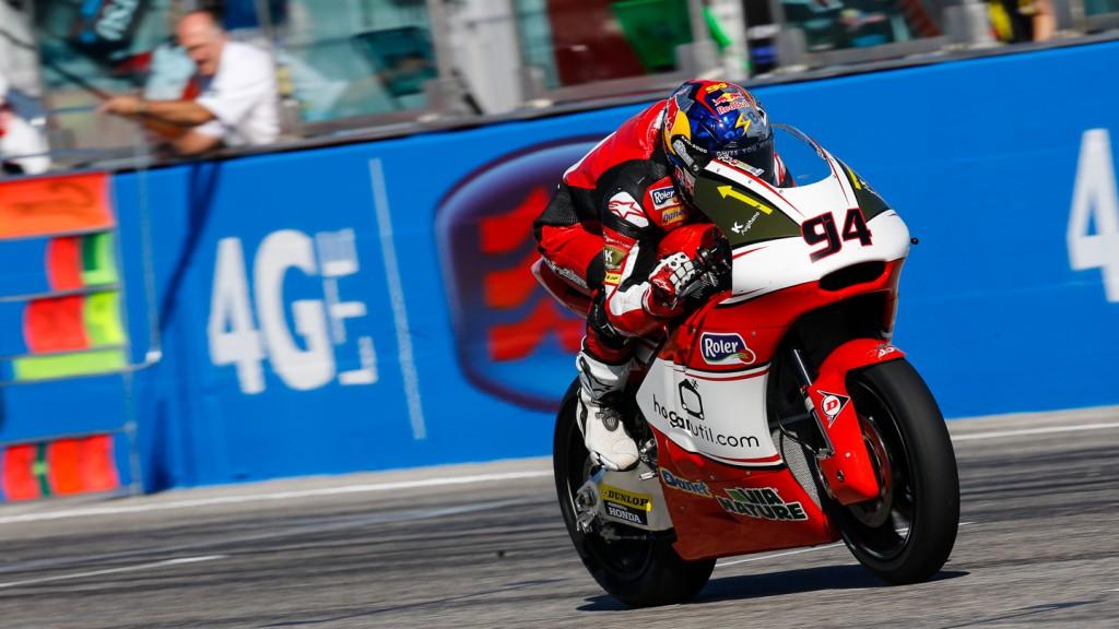 Jonas Folger, AGR Team, RSM RACE