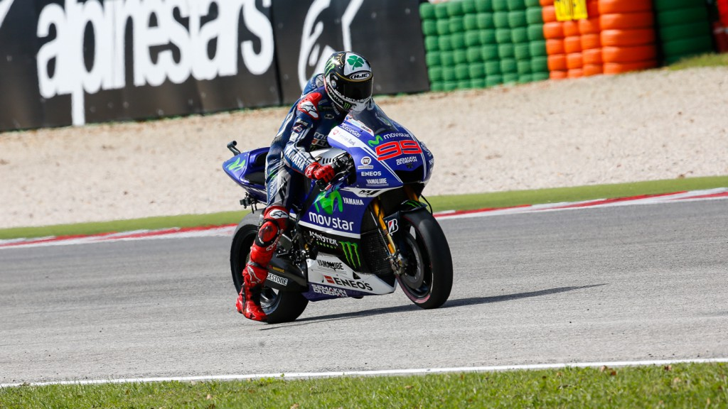 Jorge Lorenzo, Movistar Yamaha MotoGP, RSM WUP