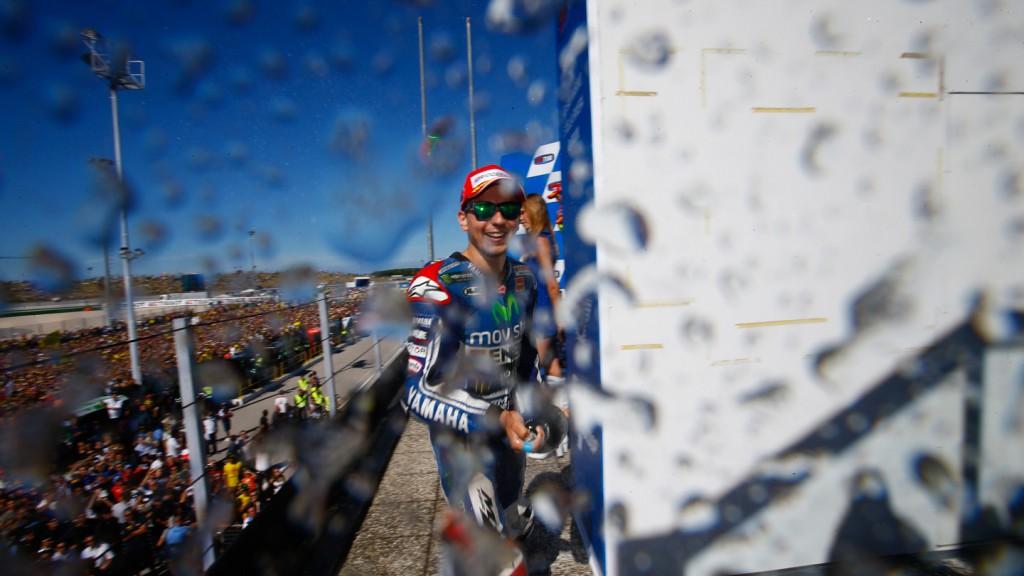 Jorge Lorenzo, Movistar Yamaha MotoGP, RSM RACE