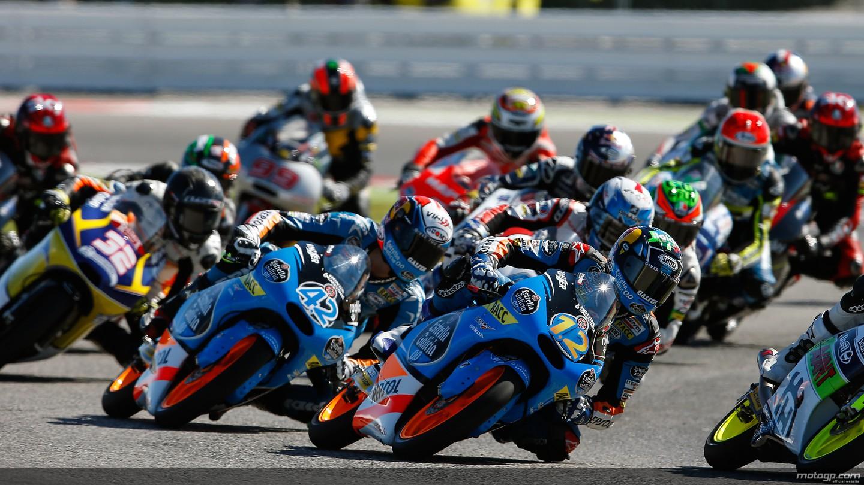 motogp.com · Moto3 Race Start, RSM RACE