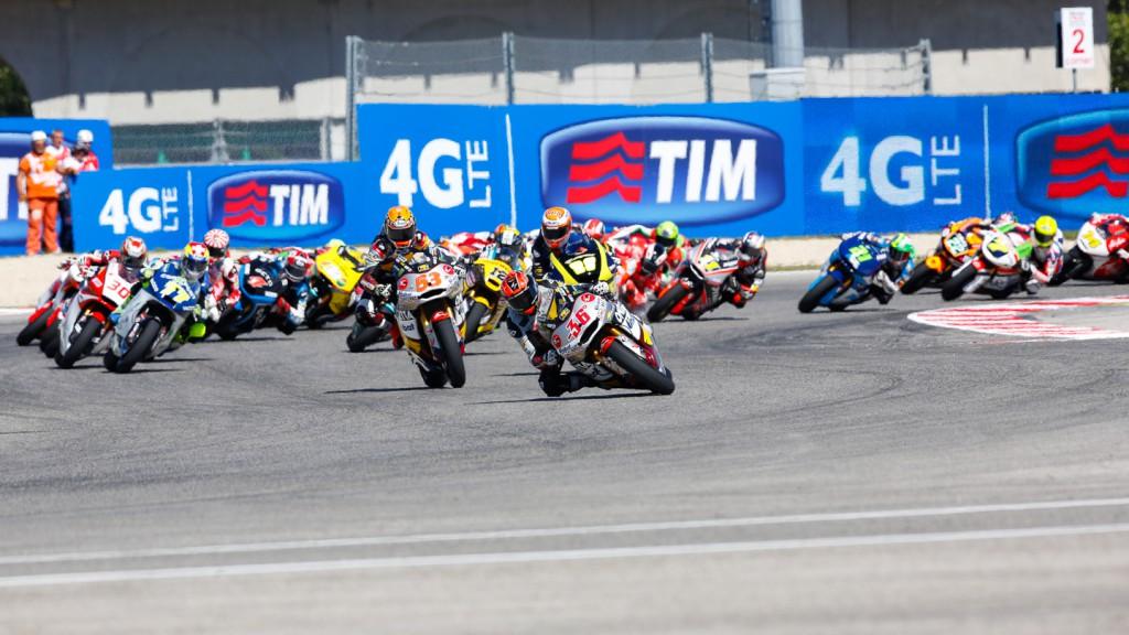 Moto2 Start, RSM RACE