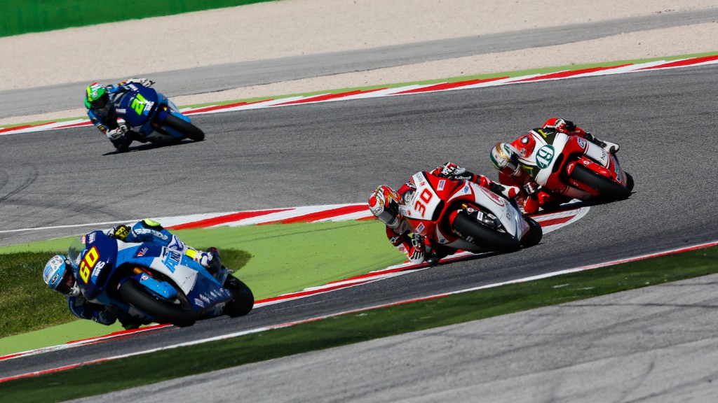Moto2 Action, RSM RACE