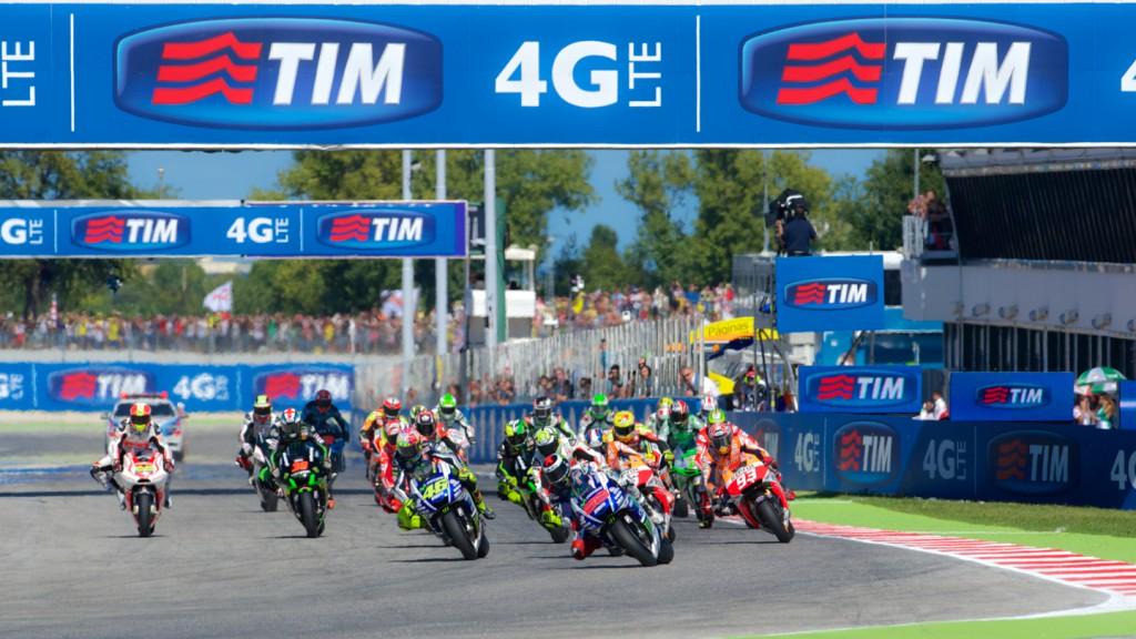 MotoGP Start, RSM RACE