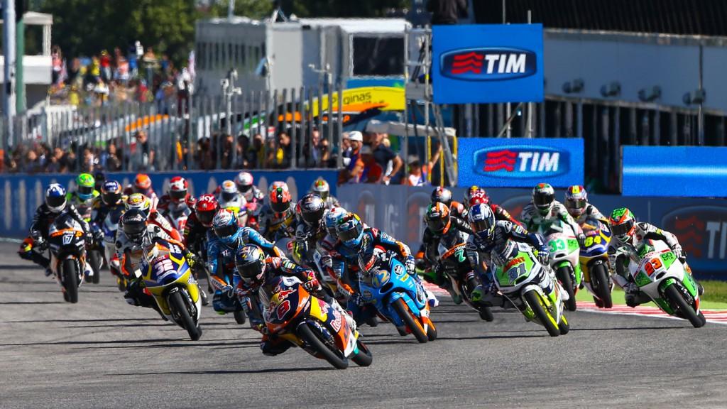 Moto3 Race Start, RSM RACE
