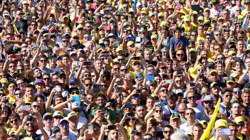 MotoGP fans, RSM RACE