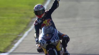 Red Bull MotoGP Rookies Cup - Misano Race