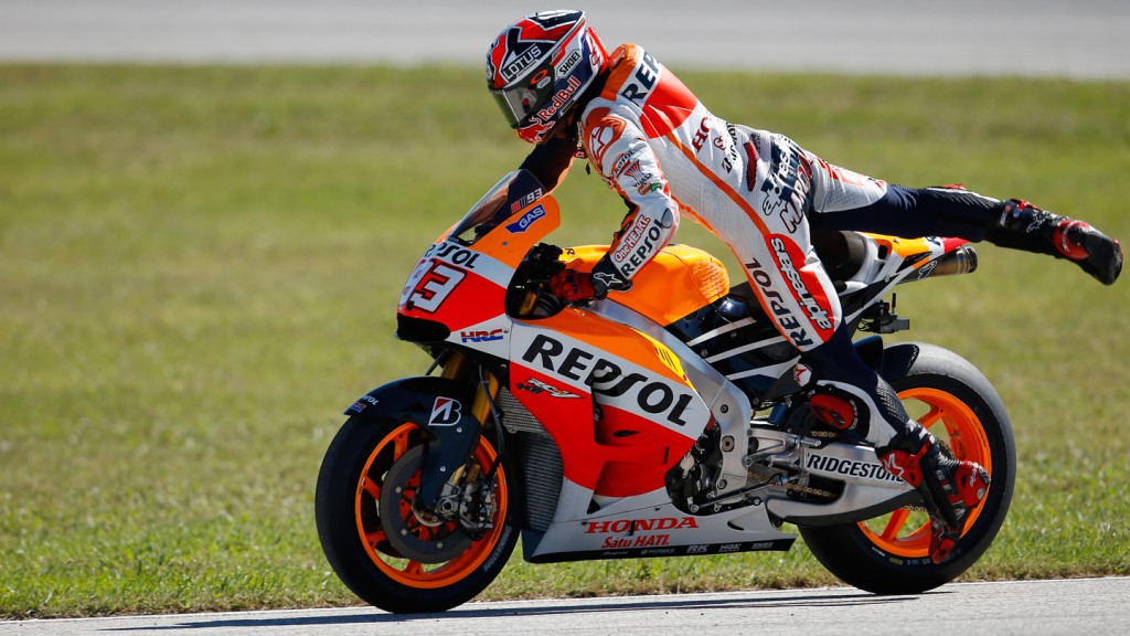 Marc Marquez, Repsol Honda Team, RSM RACE © Copyright Milagro