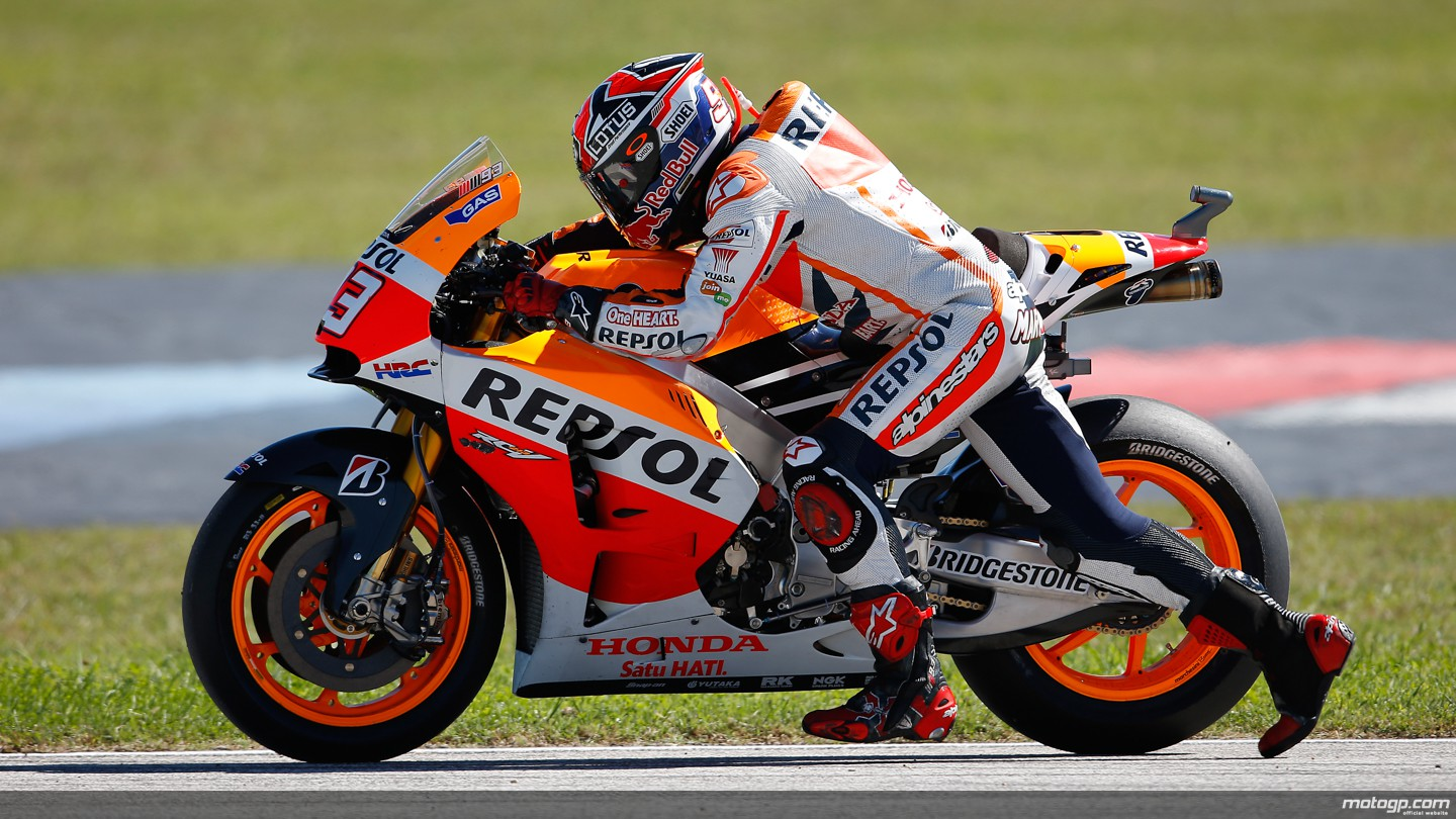 RiderWear; A Name For Motorcycle Jackets And Helmets: Marc Marquez Explains What Made Him Commit ...