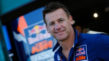 Pit Beirer, KTM's Head of Motorsport