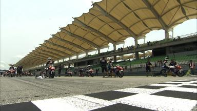 Sasaki clinches first win in Shell Advance Asia Talent Cup