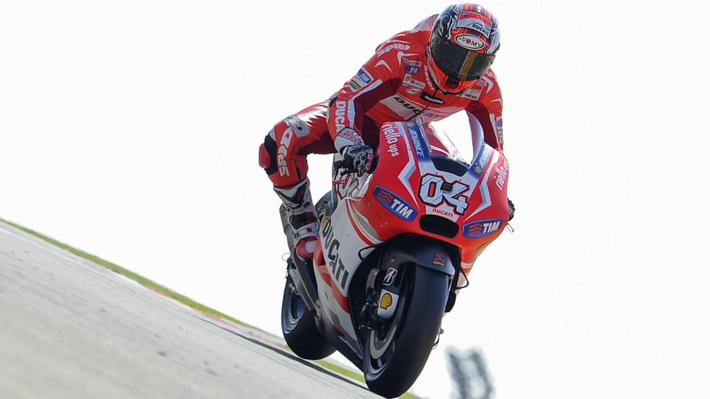 Andrea Dovizioso, Ducati Team, ARA FP2