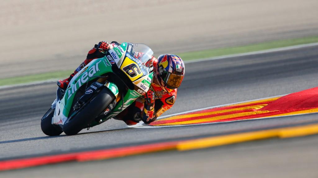 Stefan Bradl, LCR Honda MotoGP, ARA FP1