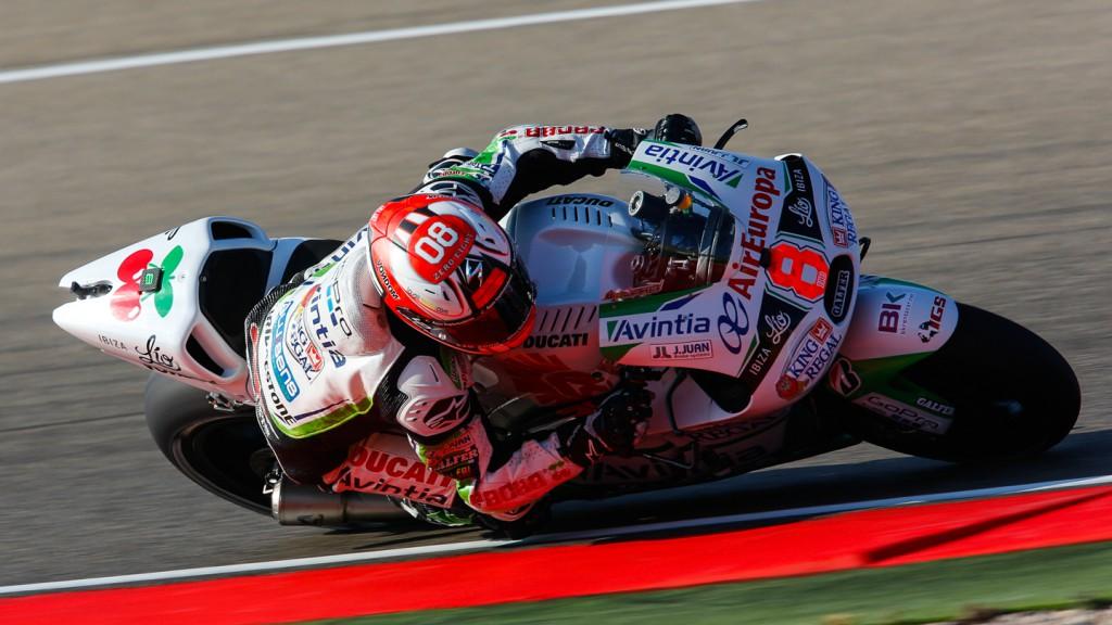 Hector Barbera, Avintia Racing, ARA FP1