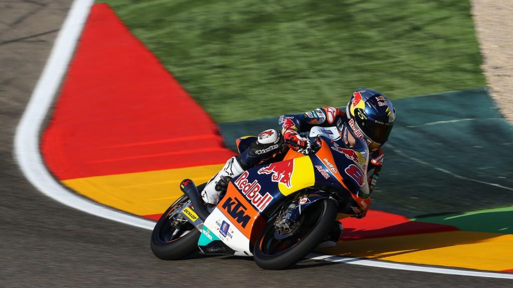 Jack Miller, Red Bull KTM Ajo, ARA FP2