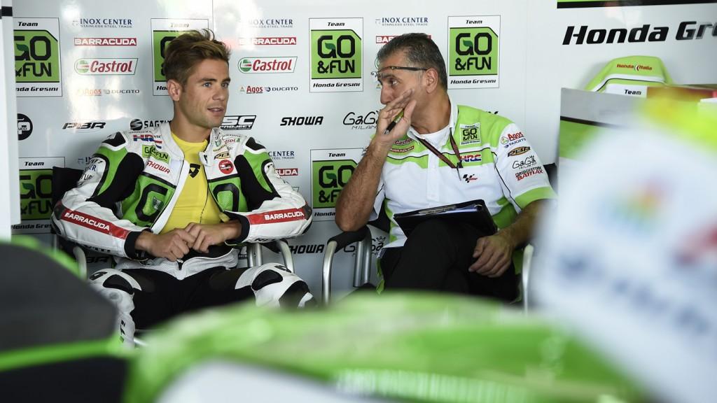 Alvaro Bautista, GO&FUN Honda Gresini, ARA FP2