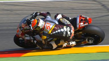 Aragon 2014 - Moto2 - FP2 - Highlights