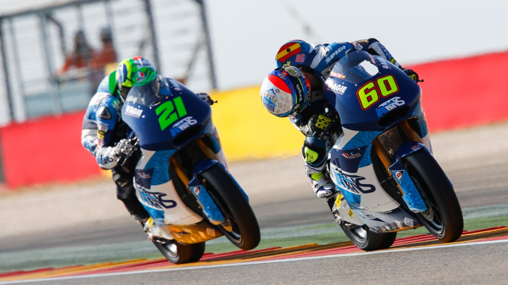 Julian Simon, Franco Morbidelli, Italtrans Racing Team, ARA FP2