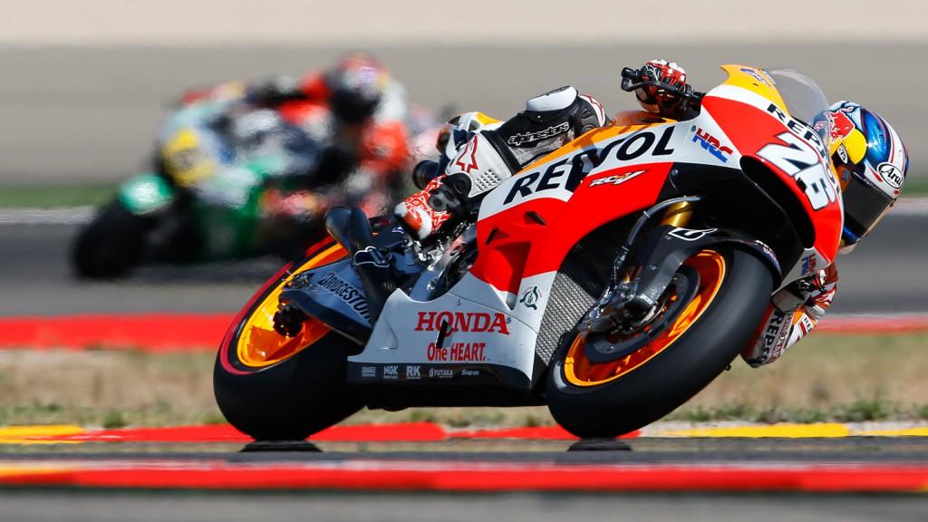 Dani Pedrosa, Repsol Honda Team, ARA FP2