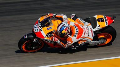 Dani Pedrosa, Repsol Honda Team, ARA FP1