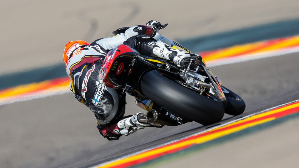 Mika Kallio, Marc VDS Racing Team, ARA FP2