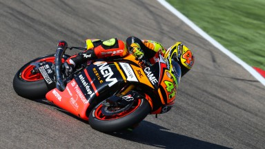 Aleix Espargaro, NGM Forward Racing, ARA FP2