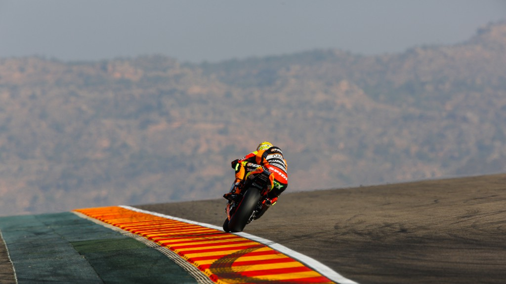 Aleix Espargaro, NGM Forward Racing, ARA FP1