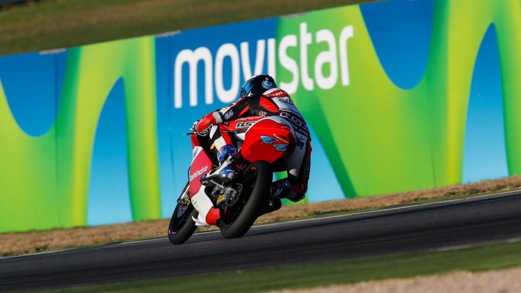 Miguel Oliveira, Mahindra Racing, ARA FP2