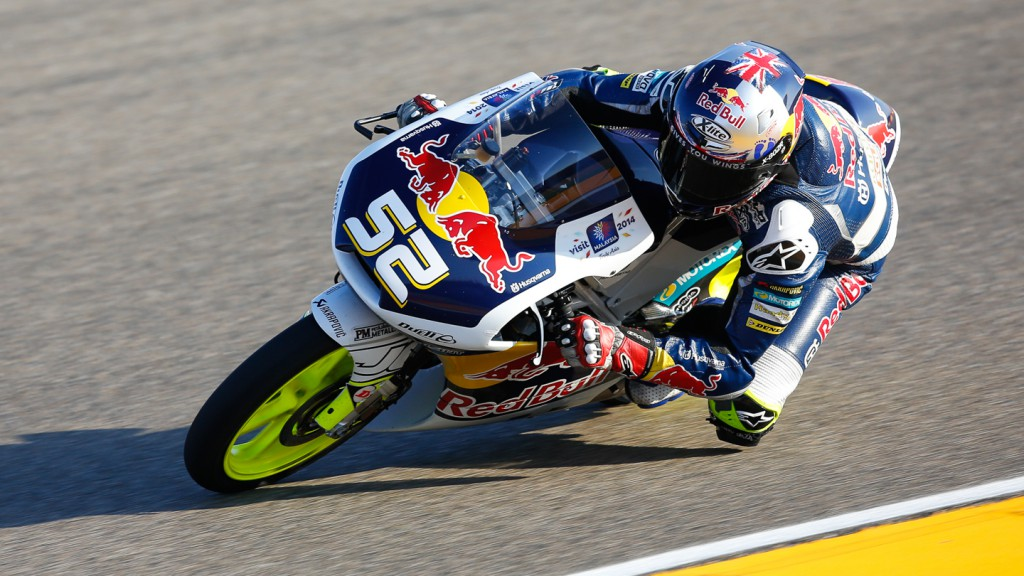 Danny Kent, Red Bull Husqvarna Ajo, ARA FP1