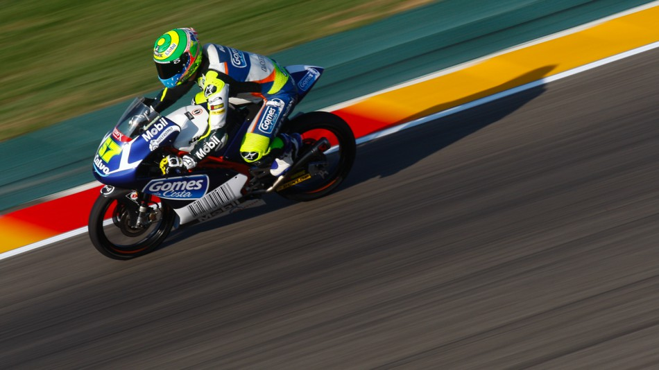 motogp.com · Eric Granado, Calvo Team, ARA FP2