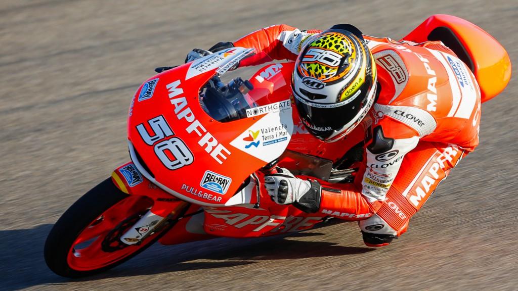 Juanfran Guevara, Mapfre Aspar Team Moto3, ARA FP1